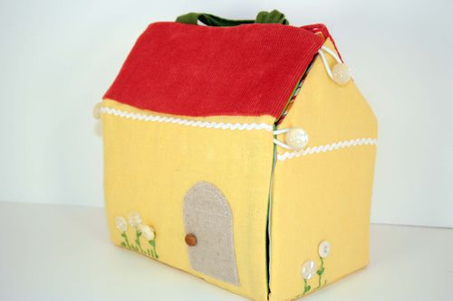 Fabric house 2
