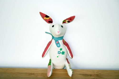 Mariam's bunny