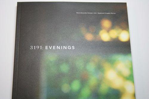 3191 Evenings