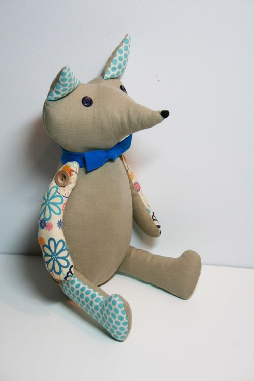 Craft hope fox 2