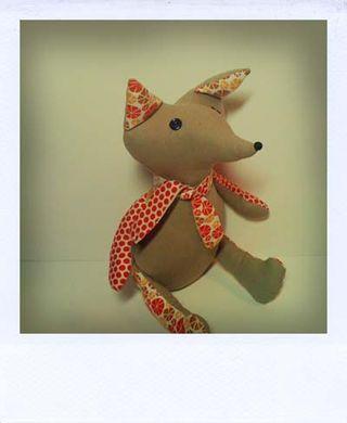 Fox polaroid 2