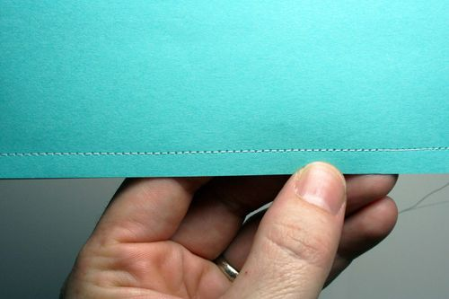 Stitched binding book 2