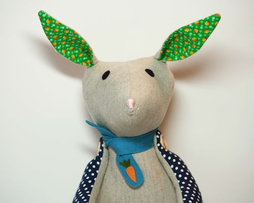Wool rabbit for tracy 2