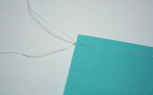 Stitched binding book 3