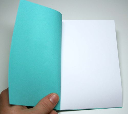 Stitched binding book 6