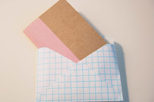 Center stitched book 13