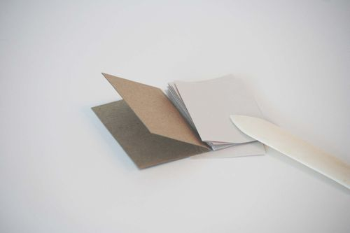 Center stitched book 2