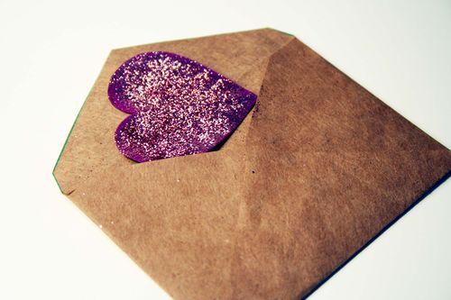 Tiny envelopes 1