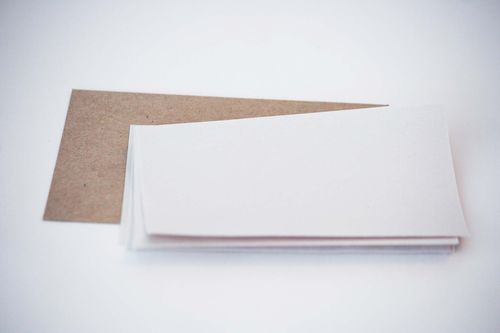 Center stitched book 1