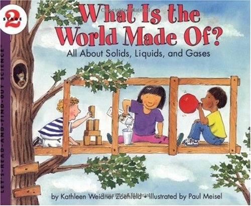 What's the world made of