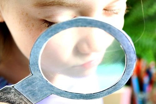 Magnifying glass 2