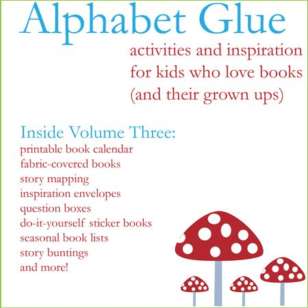 Alphabet Glue Volume Three