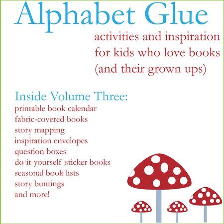 Alphabet Glue Volume Three