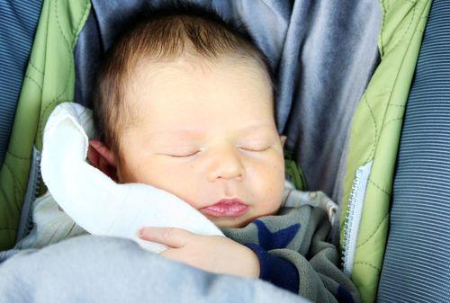 Zak 11 days old